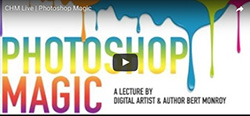 CMH Live: Photoshop Magic